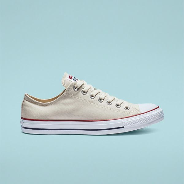 converse all star donna bianche basse