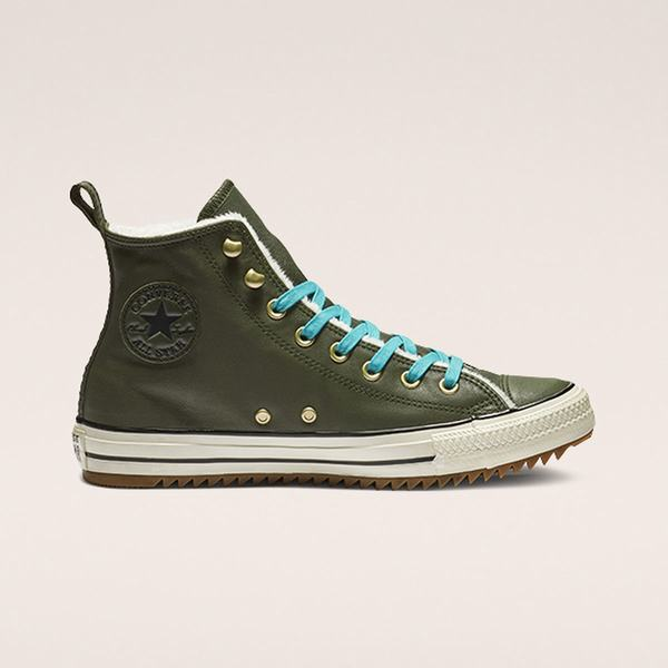 all star converse uomo verdi